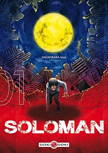 Soloman  T.01 | 9782818934630