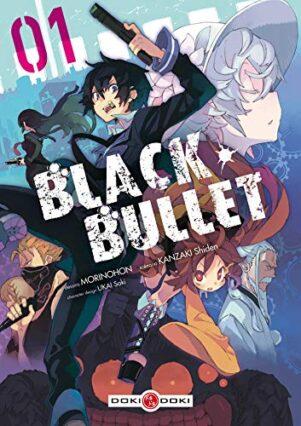 Black Bullet T.01 | 9782818935231