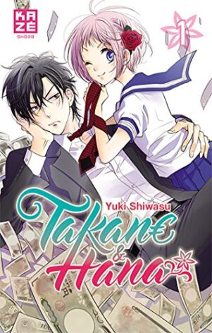 Takane et Hana T.01 | 9782820324740