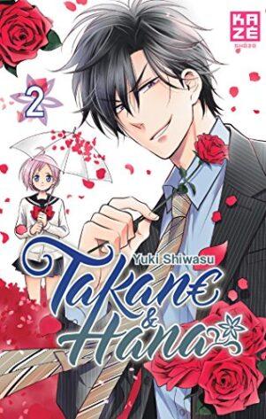 Takane et Hana T.02 | 9782820324931