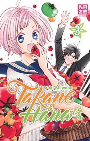 Takane et Hana T.03 | 9782820325211