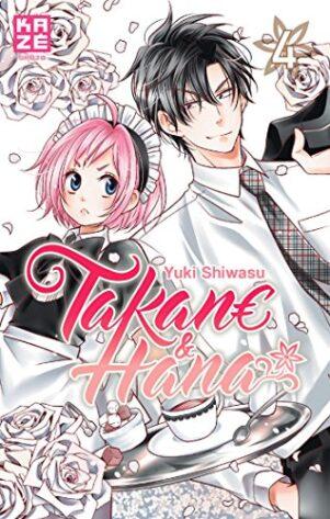 Takane et Hana T.04 | 9782820325419