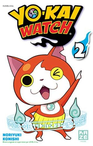 YoKai Watch T.02 | 9782820327833