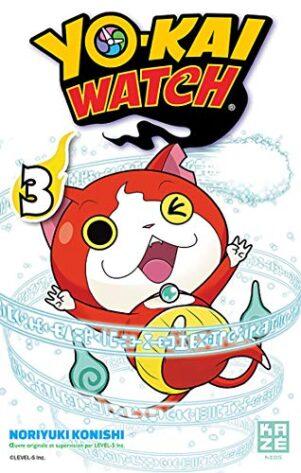 YoKai Watch T.03 | 9782820328113