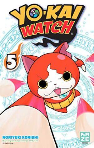 YoKai Watch T.05 | 9782820328335