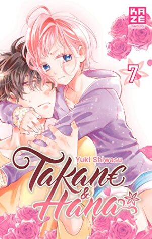 Takane et Hana T.07 | 9782820328816