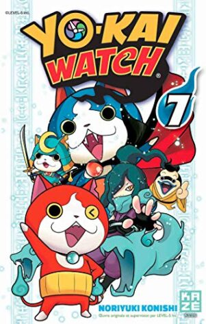 YoKai Watch T.07 | 9782820328861