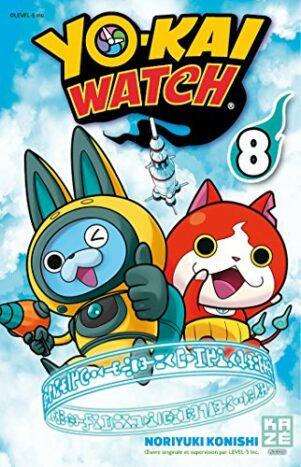YoKai Watch T.08 | 9782820329226