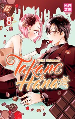 Takane et Hana T.08 | 9782820329370