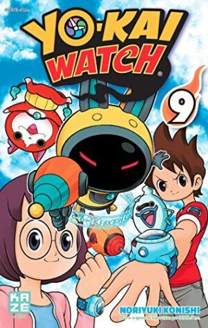 YoKai Watch T.09 | 9782820329462
