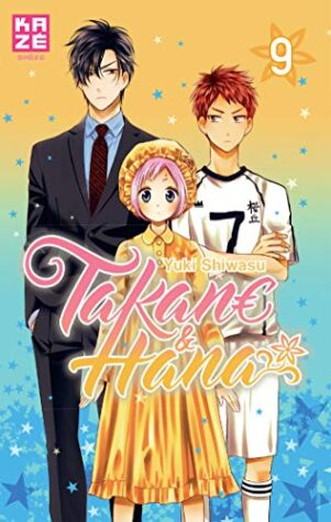 Takane et Hana T.09 | 9782820332158