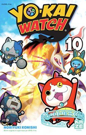 YoKai Watch T.10 | 9782820332509