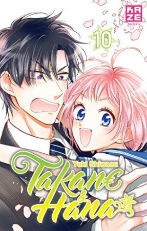 Takane et Hana T.10 | 9782820332578