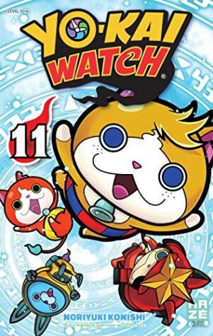 YoKai Watch T.11 | 9782820332837
