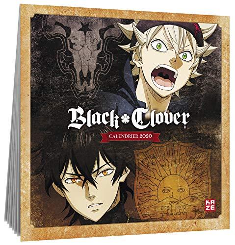 Calendrier Black Clover 2020   9782820337504