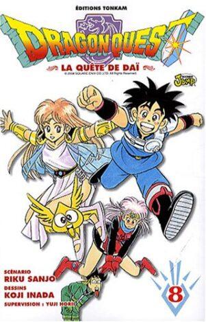 Dragon Quest - La Quete de Dai T.08 | 9782845808409