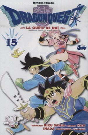 Dragon Quest - La Quete de Dai T.15 | 9782845808478