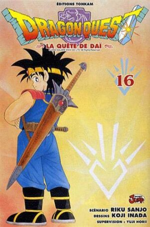 Dragon Quest - La Quete de Dai T.16 | 9782845808485