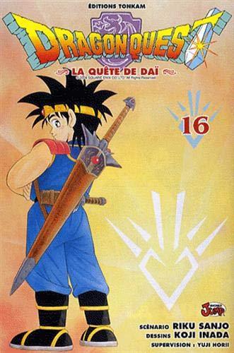 Dragon Quest - La Quete de Dai T.16 | 9782845808485