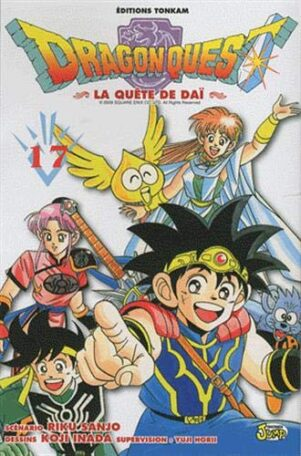 Dragon Quest - La Quete de Dai T.17 | 9782845808492