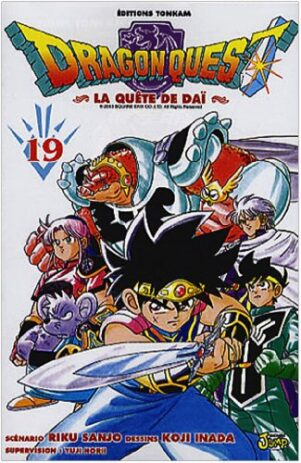 Dragon Quest - La Quete de Dai T.19 | 9782845808515