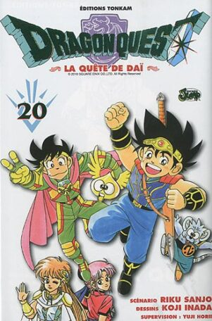 Dragon Quest - La Quete de Dai T.20 | 9782845808522