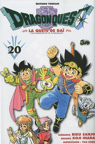 Dragon Quest - La Quete de Dai T.20   9782845808522