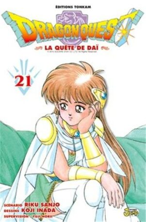 Dragon Quest - La Quete de Dai T.21 | 9782845808539