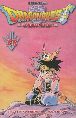Dragon Quest - La Quete de Dai T.23 | 9782845808553
