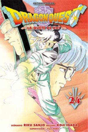 Dragon Quest - La Quete de Dai T.24 | 9782845808560