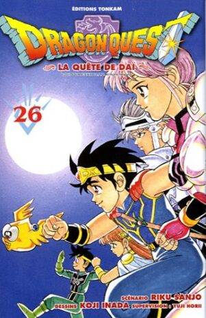 Dragon Quest - La Quete de Dai T.26 | 9782845808584