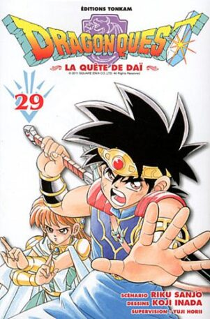 Dragon Quest - La Quete de Dai T.29 | 9782845808614