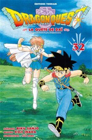 Dragon Quest - La Quete de Dai T.32 | 9782845808645