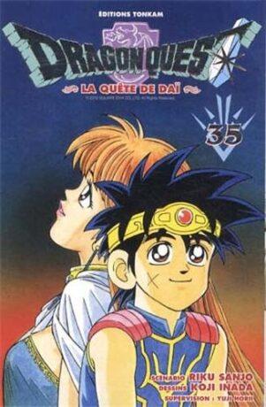 Dragon Quest - La Quete de Dai T.35 | 9782845808676