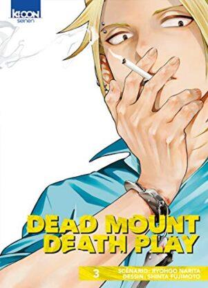 Dead mount death play T.03 | 9791032704417