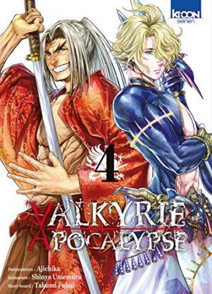 Valkyrie Apocalypse T.04 | 9791032706251