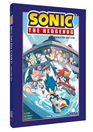 Sonic the hedgehog - BD T.03 La bataille pour Angel Island | 9791035501303