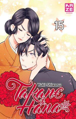 Takane et Hana T.15 | 9782820337993