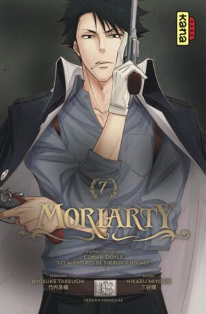 Moriarty T.07 | 9782505081579