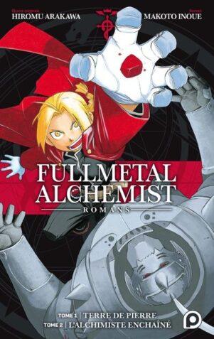 fullmetal Alchemist -Light novel T.01 | 9782380710052