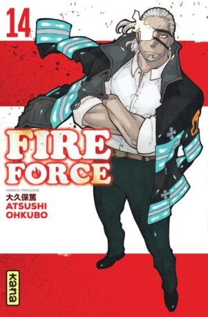 Fire Force T.14 | 9782505080664