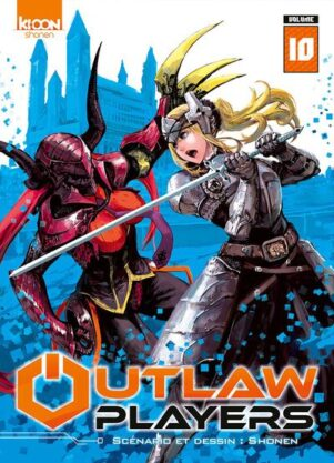 Outlaw Players T.10 | 9791032706428