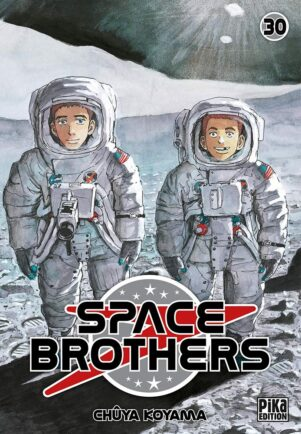 Space Brothers T.30 | 9782811644819