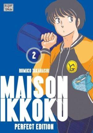 Maison Ikkoku - Perfect ed. T.02 | 9782413026860