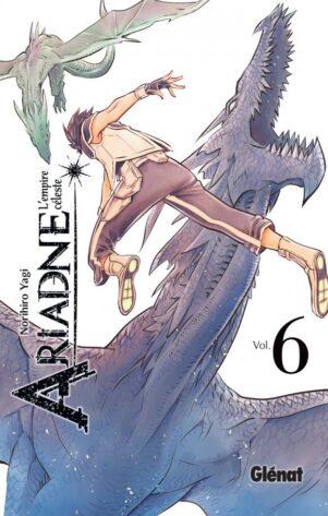Ariadne, l'empire celeste T.06 | 9782344041604