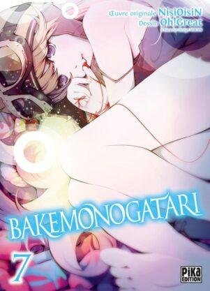 Bakemonogatari T.07 | 9782811655624