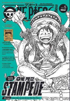 One Piece Magazine T.05 | 9782344040409