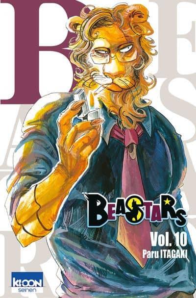 Beastars T.10 | 9791032706268