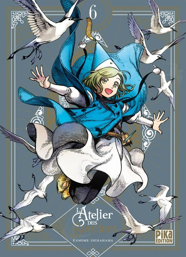 Atelier des sorciers (L') T.06  - Ed Speciale   9782811656010