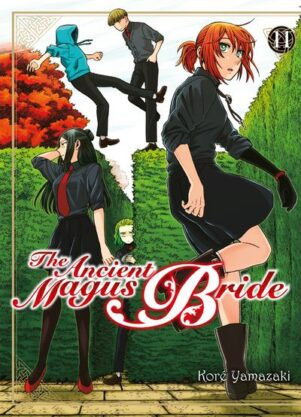 Ancient Magus Bride (The) T.11 | 9782372874533